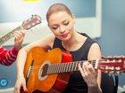 Фотография в   Уроки игры на гитаре, вокал, барабаны, фортепиано. в Москве 0