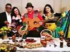 Увидеть foto  Цыганский ансамбль Джипси Роза, Заказать цыган 34659110 в Москве