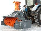 Изображение в   Снегоочиститель шнекороторный Ураган-2200 в Москве 0