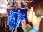Просмотреть фотографию  Рисуем ЗА 1 ДЕНЬ! Занятия для взрослых, Одно занятие от 3х часов, Разные форматы холста, (Раскроем все особенности) Способы нанесения масляных красок на холст, 34709186 в Мытищи