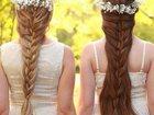 Просмотреть фото Разное Волосы для свадебной прически 34995775 в Москве