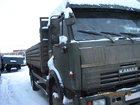 Фотография в   КАМАЗ 43253 -А3 2012 год, кабина со спальником, в Москве 0
