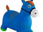 Фотография в   Лошадь-прыгунок KID-HOP (Кид Хоп) синяя - в Москве 0