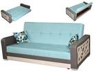 Новое изображение Мягкая мебель Диван-кровать с механизмом книжка Мекс 35563438 в Москве