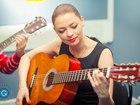 Фотография в   Уроки игры на гитаре.   50 песен с нуля за в Москве 0