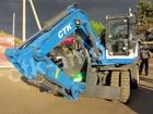 Новое изображение Фронтальный погрузчик Продам колесный экскаватор СТК EXL85J, 36721802 в Москве