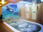 Изображение в   УФ печать на стеклянной, мраморной мозаике, в Москве 8000