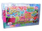Увидеть фотографию Разное Набор цветных резинок для плетения фенечек, Со станком, Loom Twister (2500 шт) 37337060 в Москве