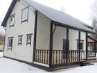 Изображение в Недвижимость Продажа домов Продается новый дом в поселке (возможна прописка) в Москве 3450000