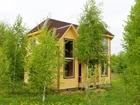 Фото в Недвижимость Продажа домов Новый дом в Веськово, площадью 130 кв. м, в Москве 1700000