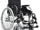Свежее фото  Кресло-коляска механическое Vermeiren V200 38235955 в Москве