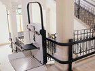 Смотреть изображение Медицинские приборы Подъемник лестничного типа для инвалидов V65 38238482 в Москве