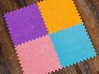 Увидеть foto  Детский игровой коврик-пазл с ворсом, мягкий и тёплый пол для ребёнка 38268612 в Воронеже