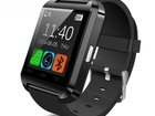 Скачать фотографию  Умные часы Uwatch U8 SmartWatch (Black) 38276755 в Москве