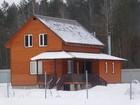 Фотография в Недвижимость Продажа домов деревянные загородные дома из бруса Вишневый в Москве 0