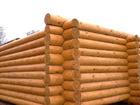 Свежее фото  Реализуем обрезной (необрезной) пиломатериал, изготавливаем срубы из оцилиндрованного бревна хвойных пород дерева 38328530 в Ханты-Мансийске