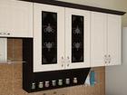 Свежее фото Кухонная мебель Кухонный гарнитур Беларусь-4 дуб млечный 38414515 в Москве