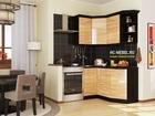 Фото в Мебель и интерьер Кухонная мебель Размеры: 1000х1465    Материал: Корпус-ЛДСП, в Москве 16700