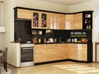 Фото в Мебель и интерьер Кухонная мебель Размеры: 3000х1465.   Материал: Корпус-ЛДСП, в Москве 29900