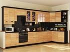 Увидеть foto Кухонная мебель Кухня Сакура-5 Угловая, левая/правая 38526411 в Москве