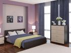 Фотография в Мебель и интерьер Мебель для спальни комплектация:  комод 4 ящика 80*80*42  матрас в Москве 11950