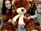 Фото в Для детей Детские игрушки У нас можно заказать большие плюшевые тедди в Москве 2990