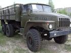 Фотография в   грузовой автомобиль УРАЛ 4320 бортовой (шасси) в Новосибирске 0