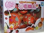 Изображение в Для детей Детские игрушки Чайный кукольный набор 15 предметов , металл в Москве 750
