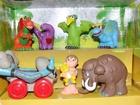 Смотреть фото Детские игрушки Каменный век с динозаврами 7 фигурок Игровой набор 38588508 в Москве