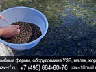 Уникальное foto Курсы, тренинги, семинары Оборудование для разведения рыбы в УЗВ оксигенатор механический фильтр биофильтр загрузка для биофильтра механический барабанный фильтр, Купить УЗВ оборудование 38632236 в Москве