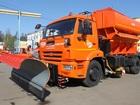 Смотреть изображение Подметально-уборочная машина КДМ на камаз 53605 38665296 в Москве