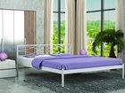 Просмотреть foto Мебель для спальни Кровать металлическая 120х200 г, Москва 38676152 в Москве