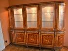 Скачать бесплатно изображение Мебель для гостиной Книжный шкаф инкрустация перламутром и бронзой, фабрика СP, Италия 38729135 в Москве