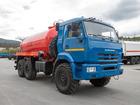 Свежее foto Грузовые автомобили Вакуумная машина Камаз 43118 (новая) 38810219 в Калининграде