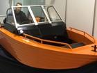 Новое фото  Купить лодку (катер) Trident 450 Fish 38872725 в Набережных Челнах