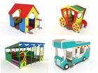 Скачать бесплатно фото  Беседка для детского сада 38956514 в Туле