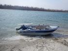 Просмотреть фото  Лодки, болотоходы ОХОТНИК клепанные из АМГ от производителя, 39029492 в Ростове-на-Дону