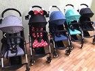 Скачать бесплатно foto  Стильные компактные коляски Babytime в наличии 39032912 в Москве