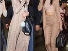 Просмотреть foto Женская одежда Кардиган удлинённый женский в комплекте с брюками, 39138722 в Санкт-Петербурге
