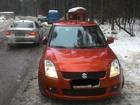 Хэтчбек Suzuki в Москве фото