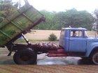 Скачать фото  Доставка сыпучих смесей отсев песок гравер вывоз любого мусора, Армавир, 39223200 в Армавире