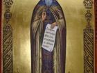 Новое фотографию  Рукописные иконы и лаковая миниатюра 39252655 в Москве