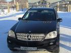 Mercedes-Benz M-klasse Внедорожник в Москве фото