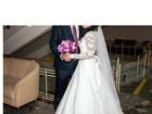 Увидеть фотографию Свадебные платья Продаю шикарное свадебное платье 39624249 в Москве