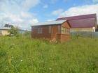 Просмотреть фото  земельный участок 12 соток с летним домиком (3х5) район п, Оболенск 39865970 в Серпухове