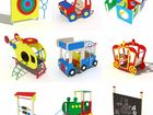 Просмотреть foto  МАФы для детских площадок купить в Калуге 40486762 в Калуге