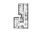 Продается 4-ком ква-ра площадью 114.3 кв.м на 4 этаже 8 этаж