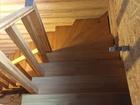 Просмотреть изображение  Готовые деревянные лестницы на второй этаж 43574717 в Москве