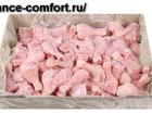 Уникальное foto  Мясо птицы, Тушка цыпленка бройлера, окорочка, грудка, филе, разделка куриная, 43977343 в Москве