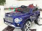 Просмотреть изображение Детские игрушки Детский электромобиль bentley E777 44073228 в Москве